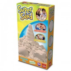 Super Sand - start