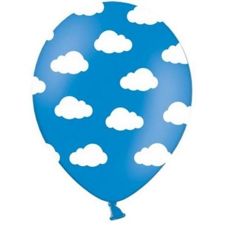 Balony CHMURKI