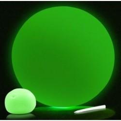 Balonowa piłka świecąca w ciemności