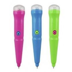 Wibrujący długopis