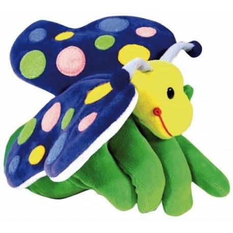 Wesoły motyl